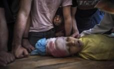 la prima vittima dei raid post tregua, un bambino palestinese di 10 anni