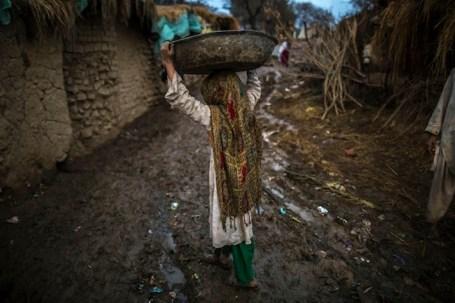 La maggior parte della popolazione vive in condizioni di estrema povertà.