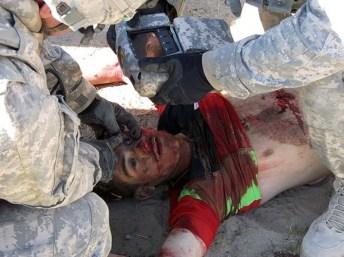 Un ragazzo afghano ucciso da una pattuglia di marine.