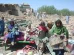 La guerra e i bombardamenti dei droni colpiscono duramente i civili, talvolta radendo al suolo interi villaggi.