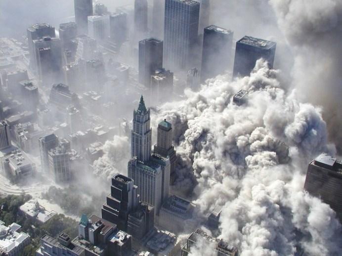 Gli attacchi dell'11 settembre sono stati il primo atto (seguiti dalle lettere all'antrace) della campagna di terrore dl 2001.
