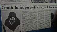 Un articolo dell'epoca che racconta la vita del giornalista napoletano.