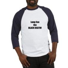 T-shirt «Lunga vita alla morte nera». Disponibile su Cafepress al costo 21,96 euro.