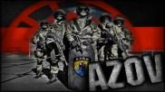 Manifesto del battaglione Azov.