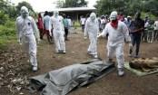 Due vittime dell'ebola in un'area al confine con la foresta.