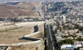 Il muro che separa gli Usa dal Messico