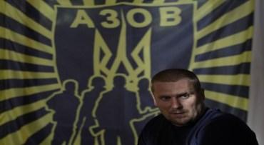 Il nuovo capo della Polizia di Kiev Vadim Troyan è l'ex vice comandante del battaglione Azov, formato da nazisti provenienti da tutta Europa e accusato di crimini di guerra.