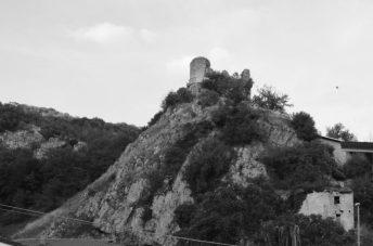 La Rocca di Corvaro (Rieti). Foto di Cinzia Santarsiero