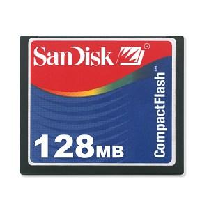 Compact Flash Type I