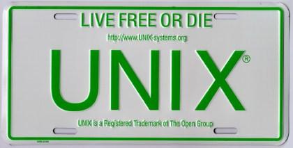 UNIX (Thompson/Ritchie creation)