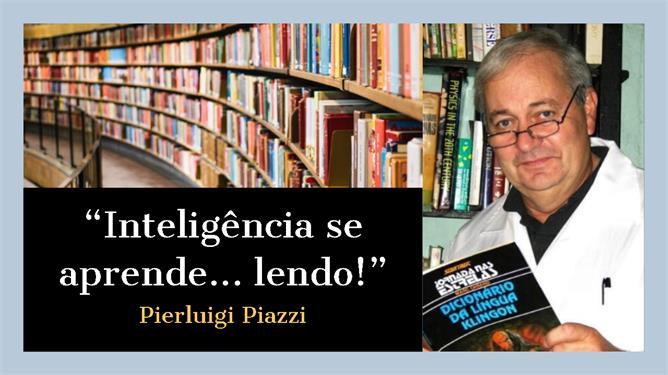 Onde está o Prof. Pierluigi Piazzi ?