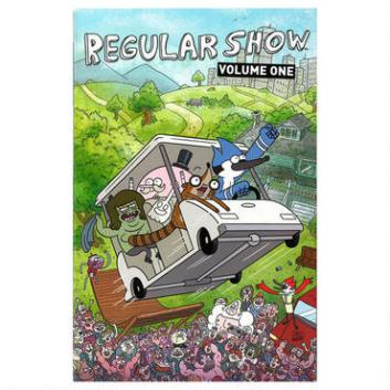 Image result for Regular show: Vol 1