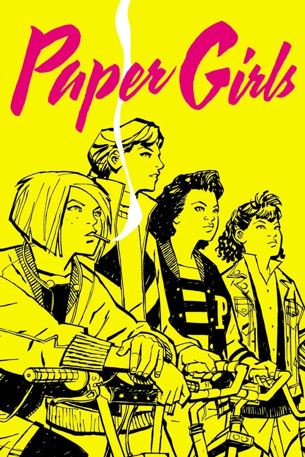 Papergirls1 Cover