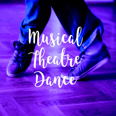 Musical Theatre Dance: 4th-6th grade: July 10 – 21 from 1:00 – 4:30pm