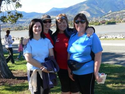 DonnaLea, Janine, Adrienne & Mary
