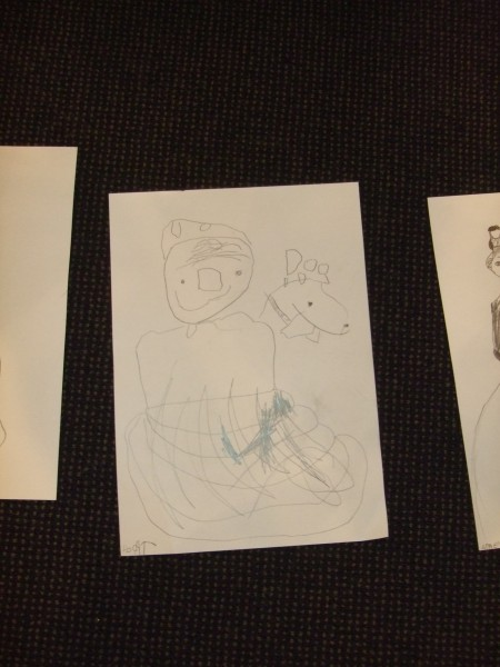 Poppy's sketch