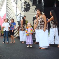 Dancing with the Pacifica group