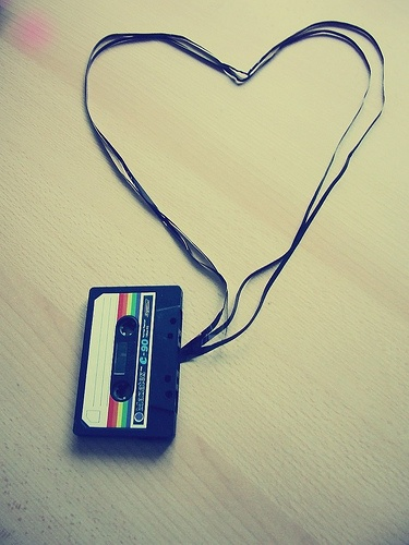 Music Concierge creates the ultimate mix tapes.. with all the romance and everything...