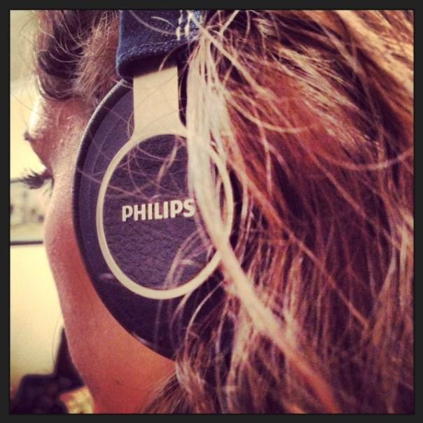 Philips Downtown Denim Headphones