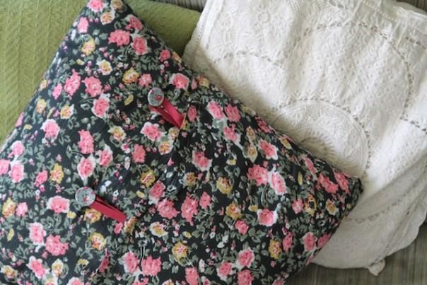 Cushion making