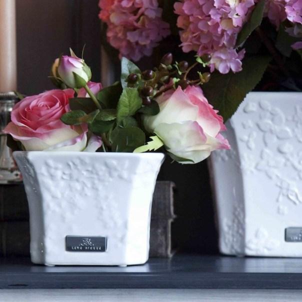 Lene Bjerre floral print planter