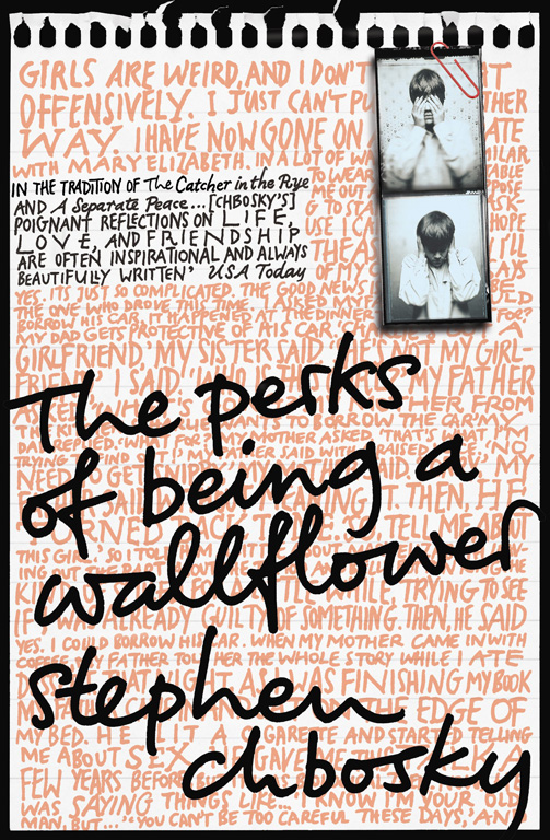 Book Club: 'The Perks of Being a Wallflower' Stephen Chbosky