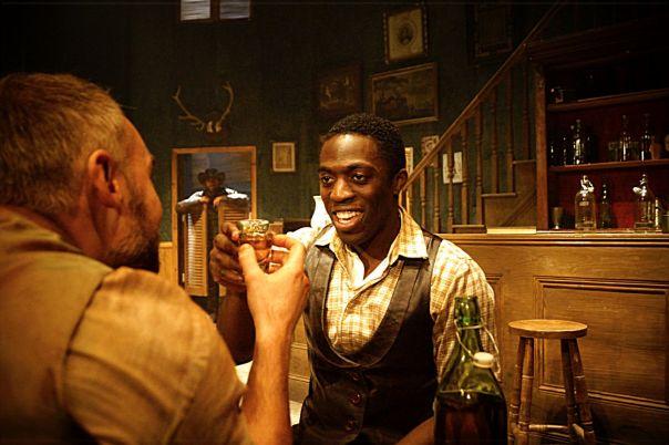 Lanre Malaolu as Jim Mosten