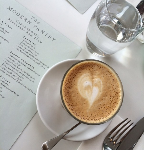 Brekky with Flo at The Modern Pantry