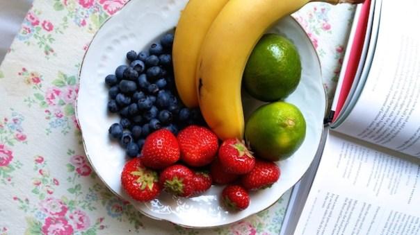 Fruit bought in Portobello Market - Poppy Loves