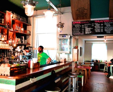 The Shop NW10 - jam-jar cocktails, locally sourced Mexican food, photography, music, furniture, art