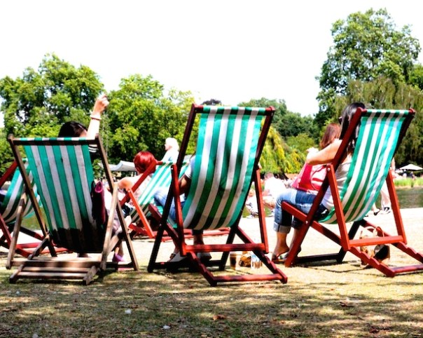 Urban Picnic in Hyde Park with Belgraves Hotel