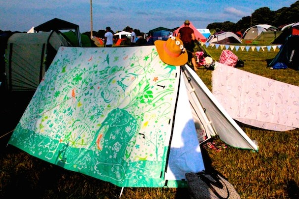 The Wilderness Festival 2014 - Poppy Loves