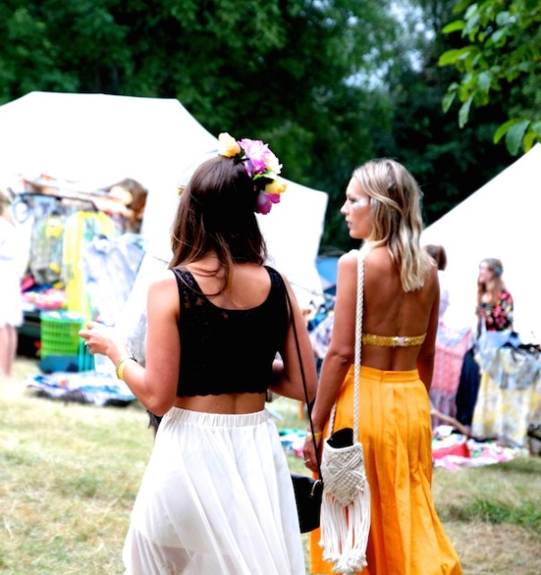The Wilderness Festival 2014 - Poppy Loves