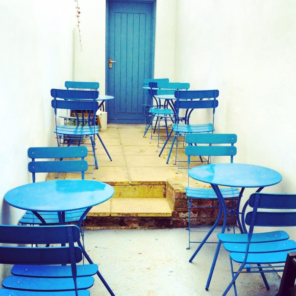 Bluebelles Cafe - My week in pictures