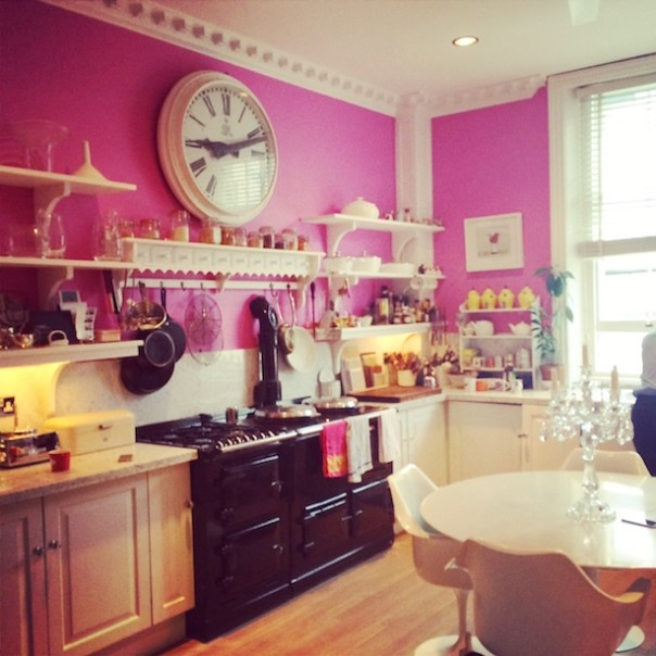Sophie Conran's Kitchen for her Macmillan Coffee Morning