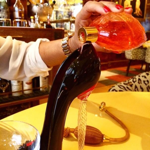 The Talullah at The Rivoli Bar at The Ritz 5