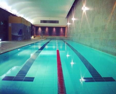 Amida Spa pool in Chelsea
