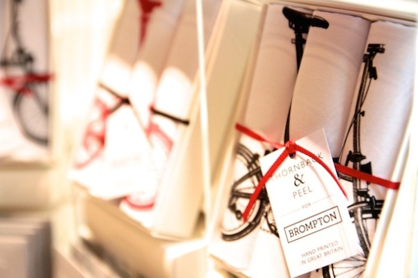 Brompton Bicycles Long Acre