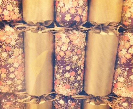 Christmas Crackers at Selfridges