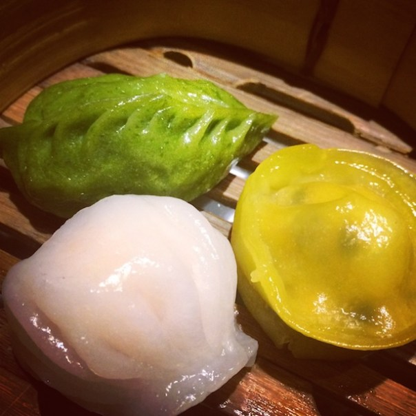 New Winter dim sum menu at Ping Pong, Westbourne Grove