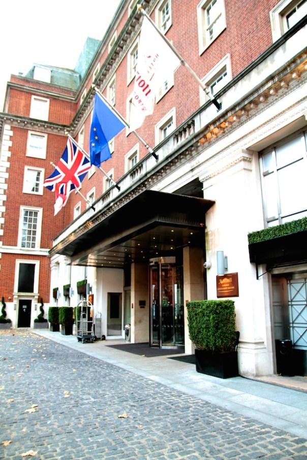 Grosvenor Square Hotel