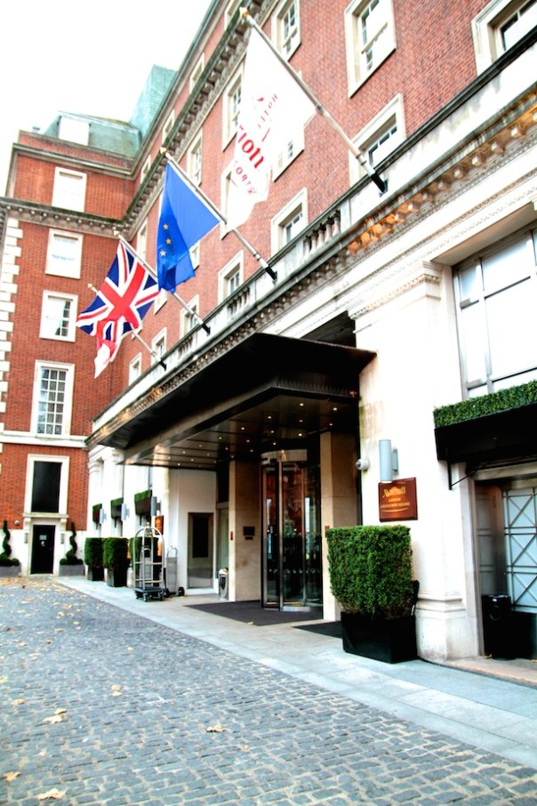 Grosvenor Square Hotel
