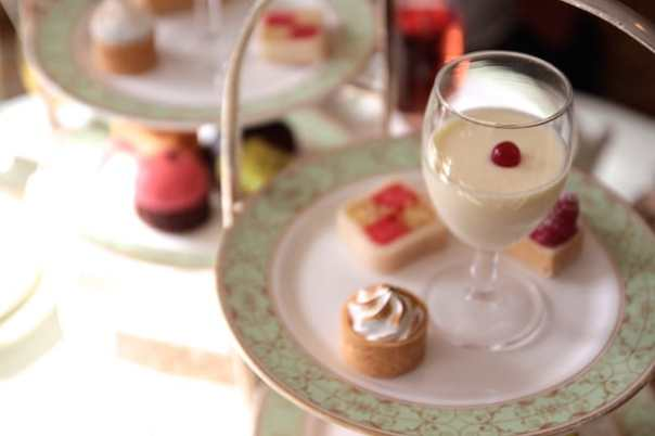 Afternoon Tea at Grosvenor House, London