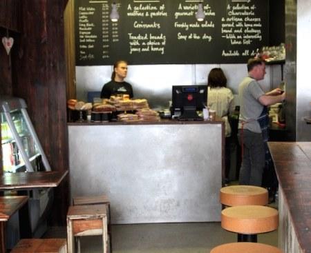 Westland Coffee and Wine