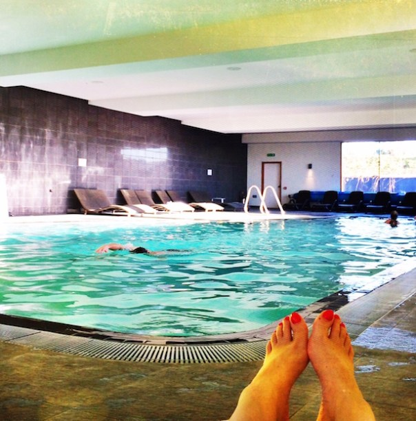 Lifehouse Spa Pool