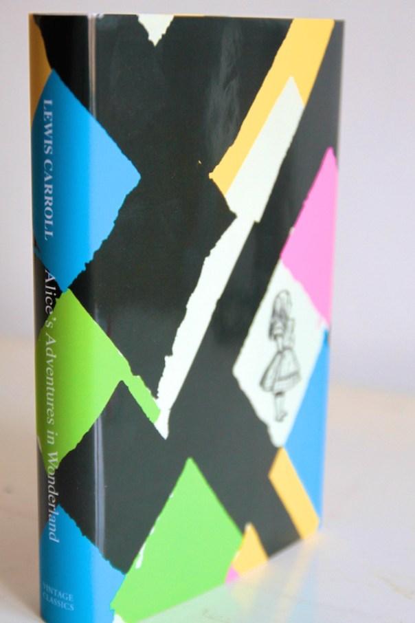 Vivienne Westwood book cover - Alice in Wonderland