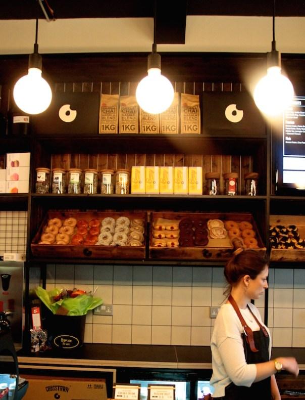 Crosstown Doughnuts, Soho