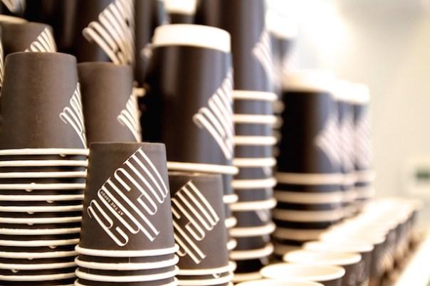 Melba Coffee Cup