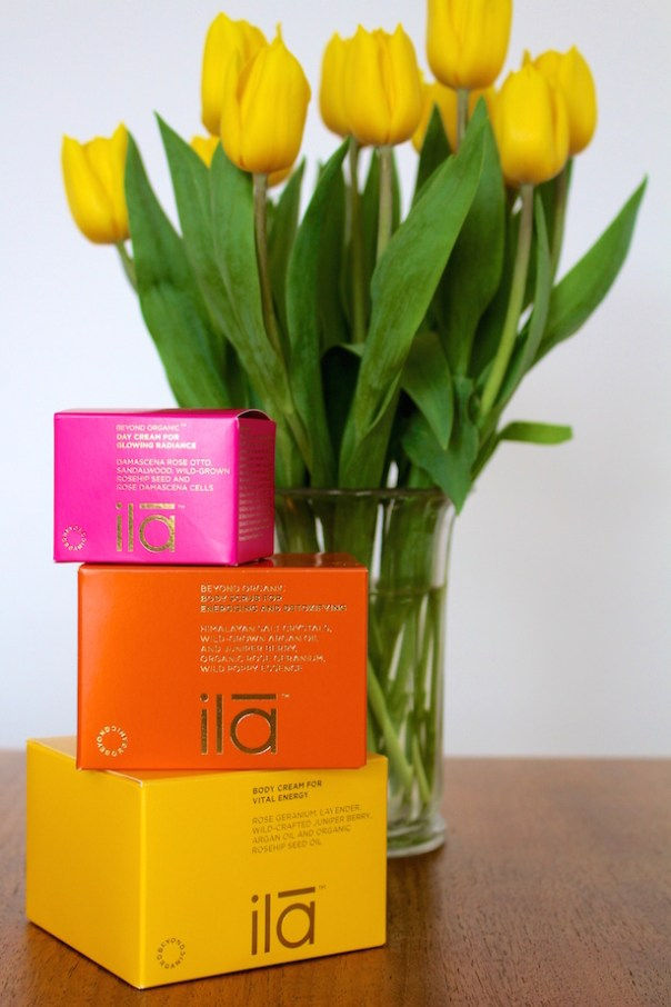 ila spa products