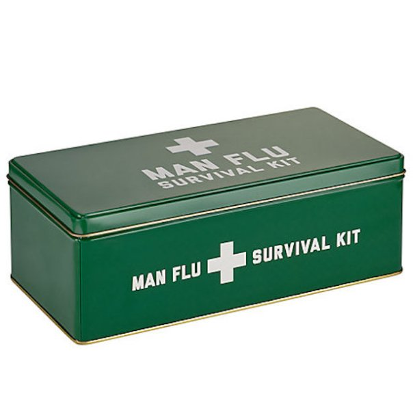 HYMN Man Flu Survival Kit